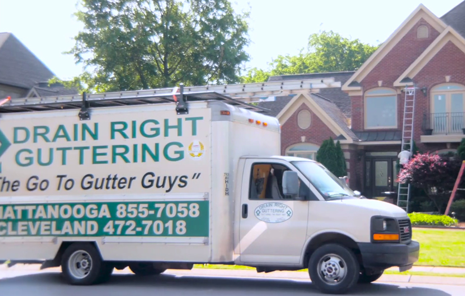 Drain Right Guttering - Chattanooga TN