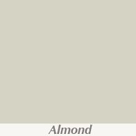 Almond Gutter Color