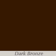 Dark Bronze Gutter Color