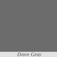 Dove Gray Gutter Color