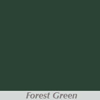 Forest Green Gutter Color