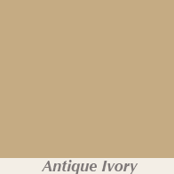 Antique Ivory Gutter Color