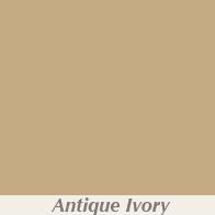 Antique Ivory Gutter Color