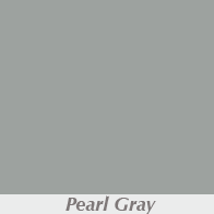 Pearl Gray Gutter Color