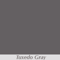 Tuxedo Gray Gutter Color