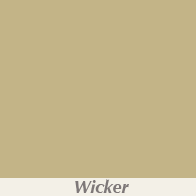 Wicker Gutter Color